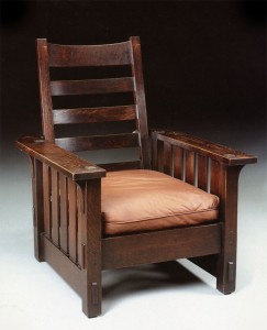 Stickley Morris Chair