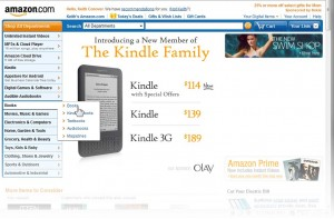 Amazon Home Page 4-27-11